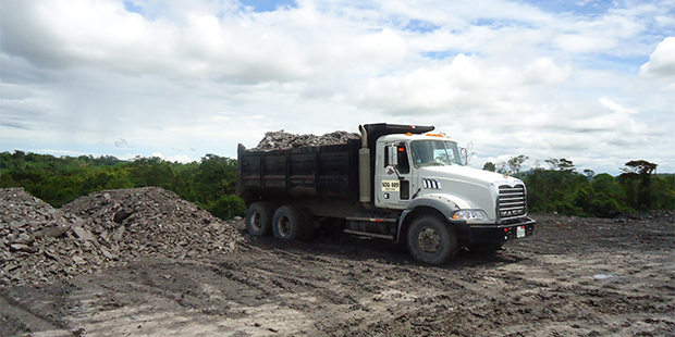 Mack Colombia Success Story